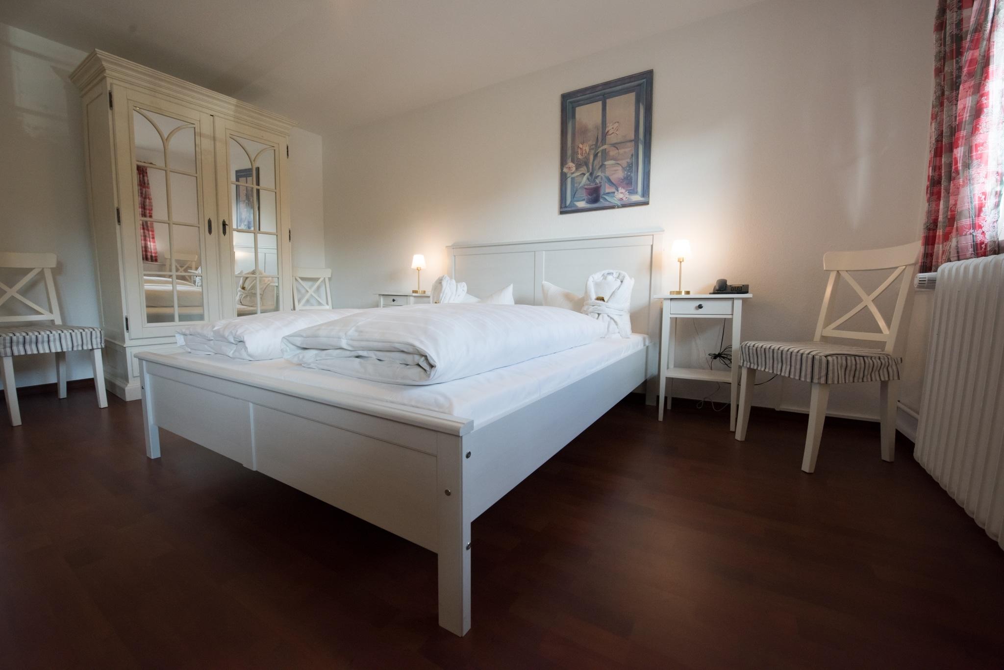 Beispiel Doppelzimmer Komfort Hotel Schiff Schluchsee
