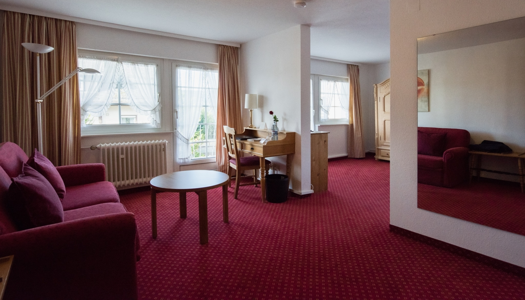 Doppelzimmer Superior im Hotel Schiff